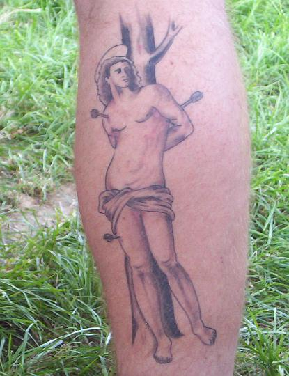Tattoo Sebastianus